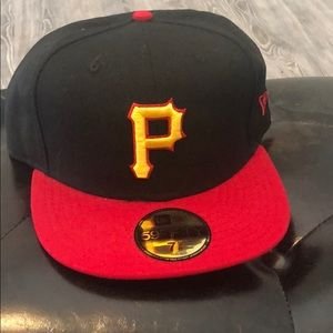 Pittsburgh Pirates alternate hat new era fitted